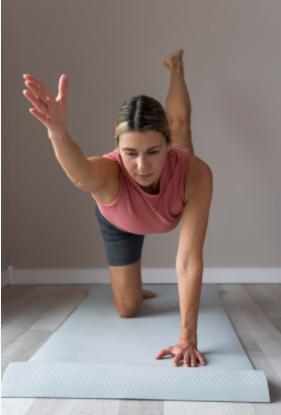 August Outdoor Fitness Yoga- Thursday
