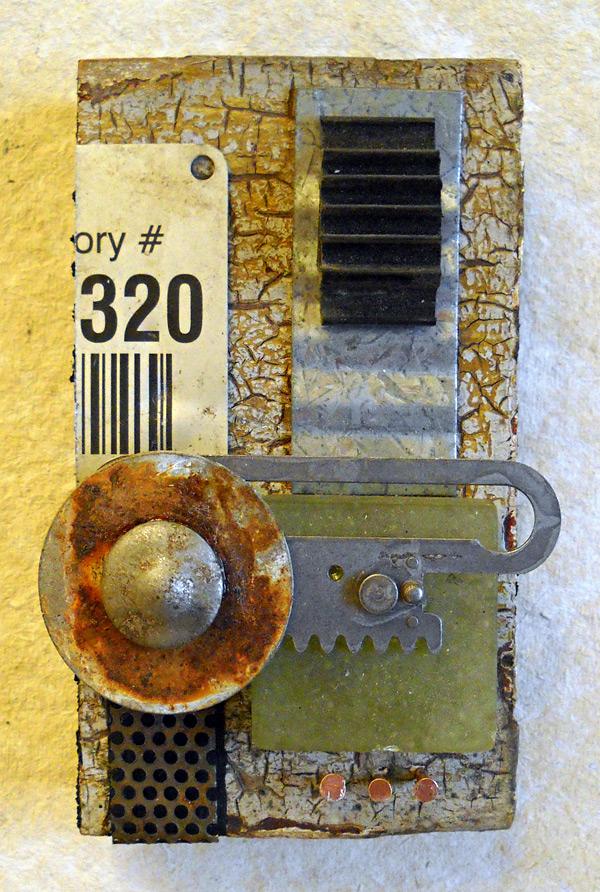 Artifact I 04 01 12