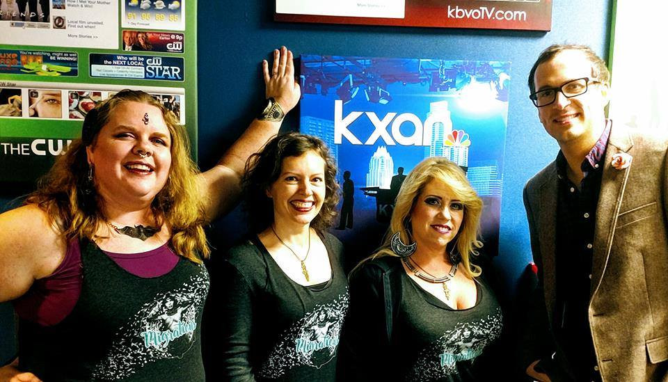 Austin Tribal Collectivin At KXAN