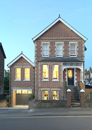 9 Wherwell Road, Guildford Architects, Weyside Architects