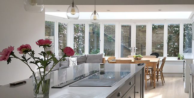 Kitchen guildford archictect conservatory