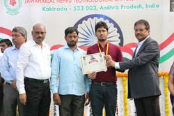 Pratibha award