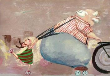 Abuelos y nietos. Beneficios psicológicos