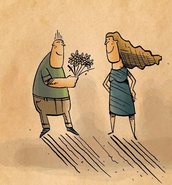 Un ramo de flores para ti