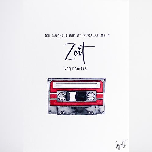 Print 'Kassette' DIN A5