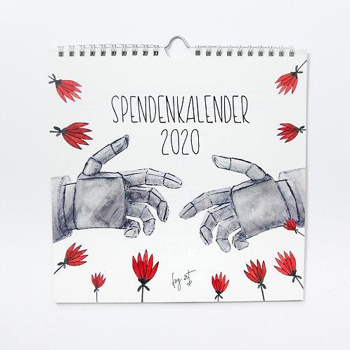 Spendenkalender 2020