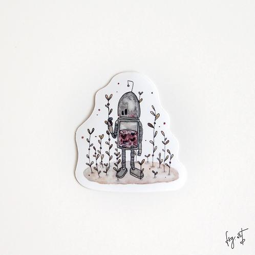 Sticker 'Liebe im Bauch-Fero'