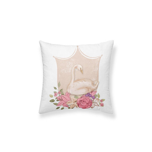 Swan Scatter Cushion