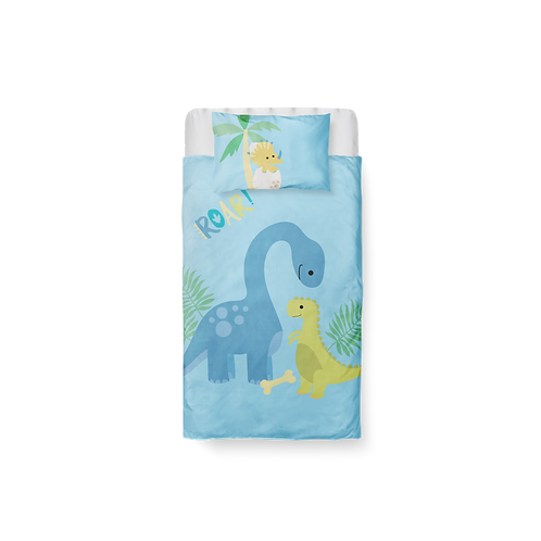 2 Piece Dino Baby Bedding