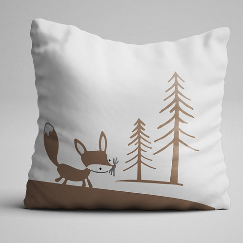Little Explorer Scatter Cushion