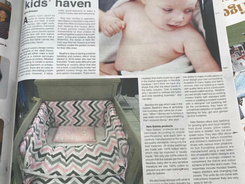 Nels Babies in the Media