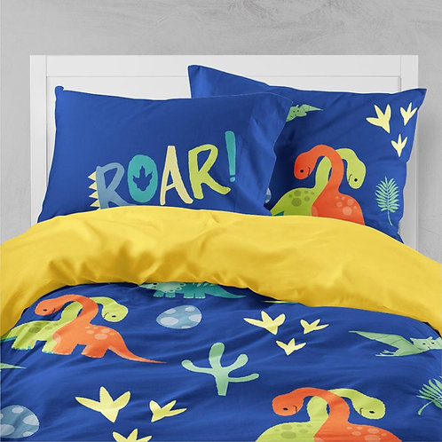 Dino Kids Bedding