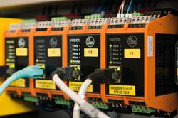 ifm VSE Diagnostic electronics for vibration sensors
