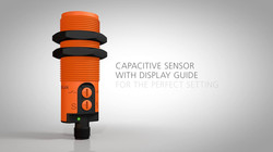 ifm KI series smart capacitive sensor