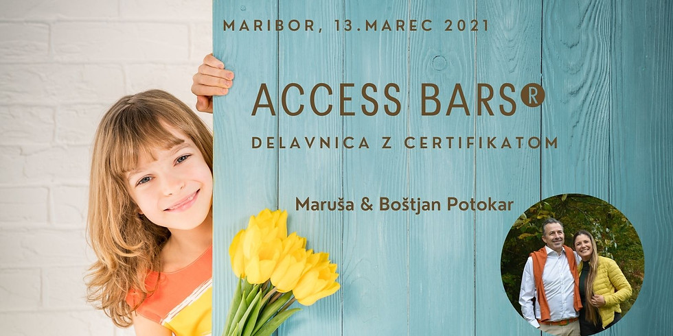 Maribor: Certificiran tečaj Access Bars®