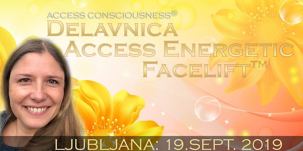 Tečaj Access Energetic Facelift™ z Marušo