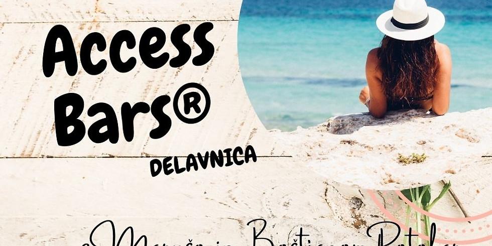 Novo mesto: Brezplačna predstavitev Access consciousness in Access Bars®