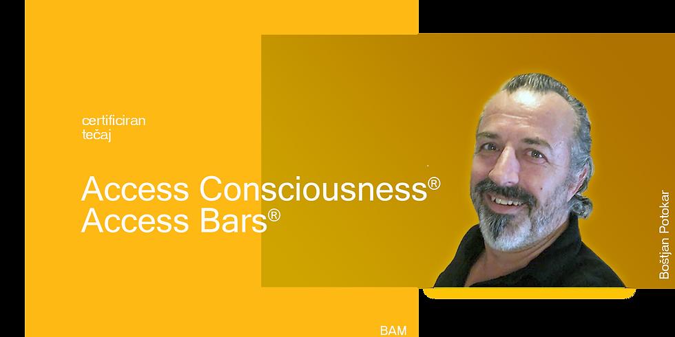 Celje: Certificiran tečaj Access Bars® z Boštjanom