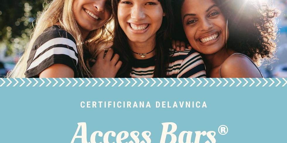 Novo mesto: Certificiran tečaj Access Bars® z Boštjanom in Marušo