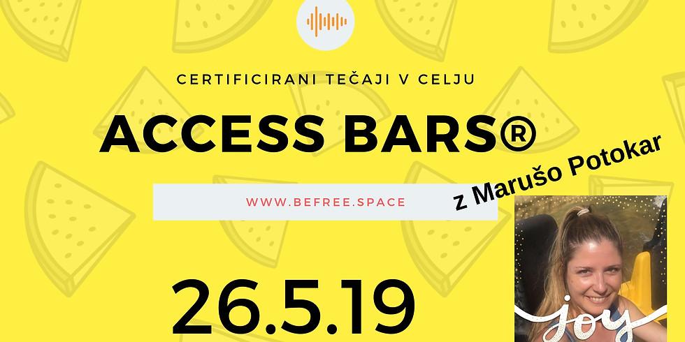 Celje: Certificiran tečaj Access Bars® z Marušo
