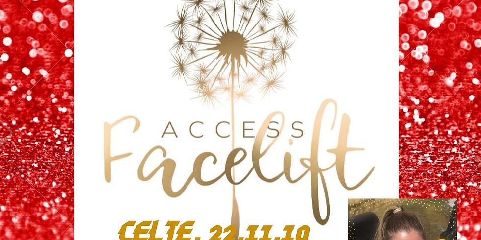 Celje: Tečaj Access Energetic Facelift™ z Marušo