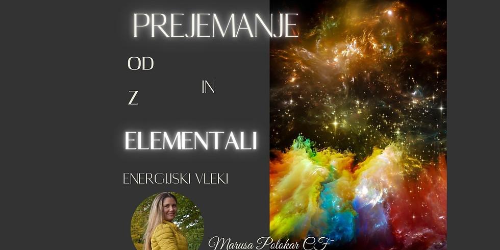 Online: Prejemanje od in z elementali
