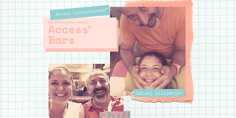 Celje: Certificiran tečaj Access Bars® z Boštjanom in Marušo
