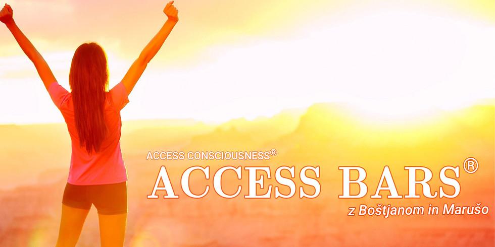 Kočevje: Brezplačna predstavitev Access  orodij - Access Bars® z Boštjanom in Marušo