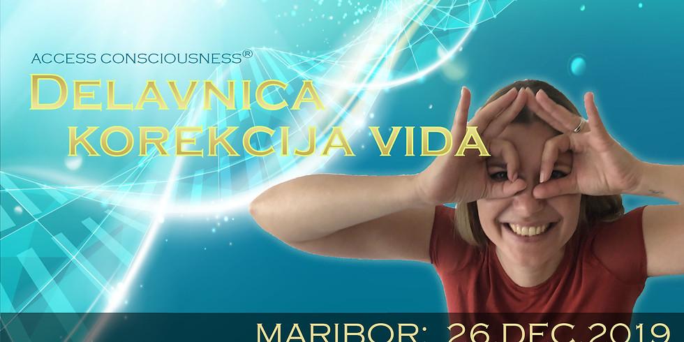 Maribor: Korekcija vida z Marušo
