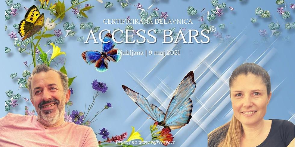 Ljubljana: Certificiran tečaj Access Bars®  z Boštjanom in Marušo