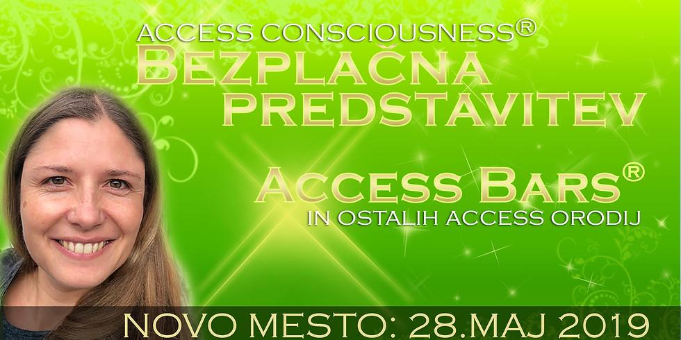 Novo mesto: Brezplačna predstavitev Access  orodij - Access Bars®, Access Facelift™, ...
