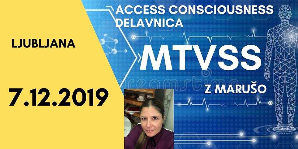 Ljubljana: Certificirana delavnica MTVSS