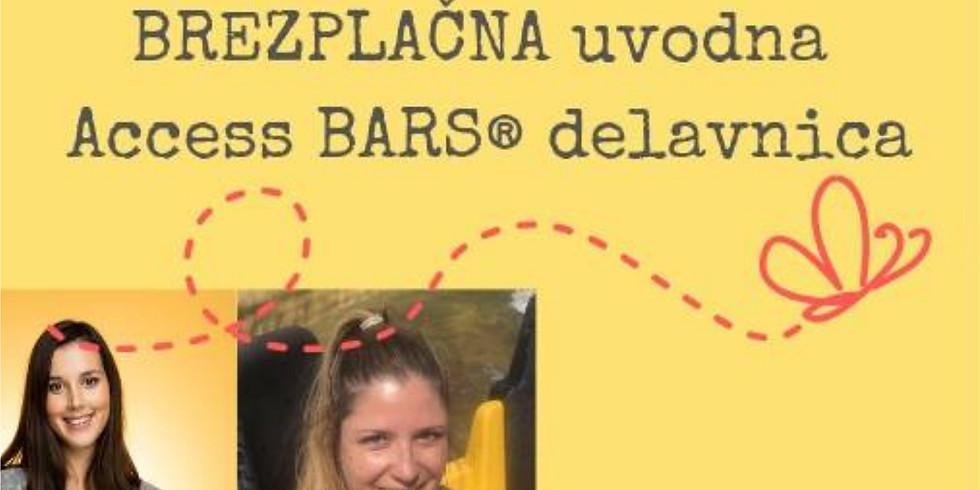 Ljubljana: Brezplačna predstavitev Access Bars® z Marušo in Kajo
