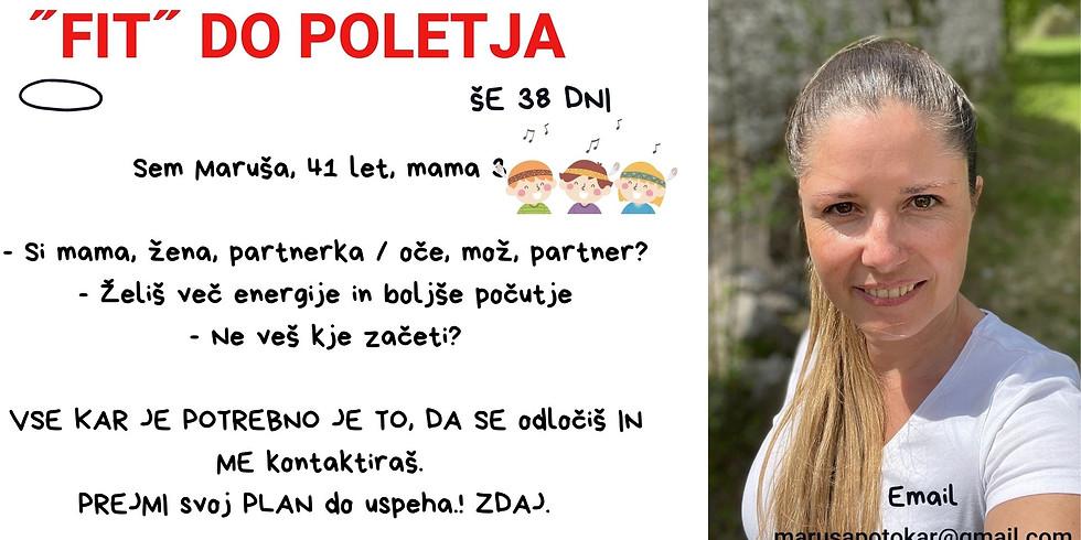 Online: FIT DO POLETJA Z Marušo