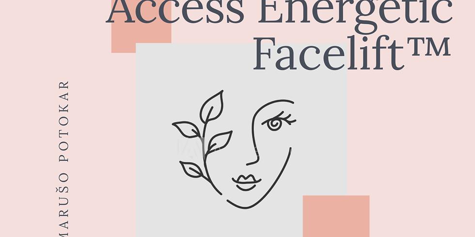 Maribor: Certificirana delavnica Access Energijski Face Lift™