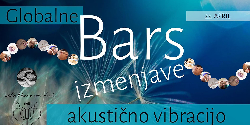 Globalne Bars izmenjave z akustično vibracijo