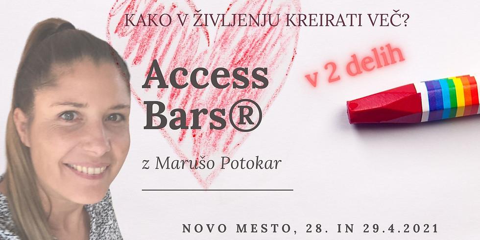 Novo mesto: Certificiran tečaj Access Bars®  z Marušo 2.del