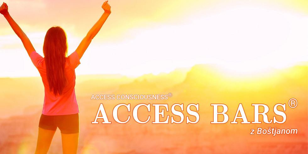 Kranj: Certificiran tečaj Access Bars® z Boštjanom
