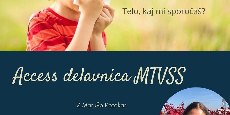 Kranj: Delavnica MTVSS z Marušo