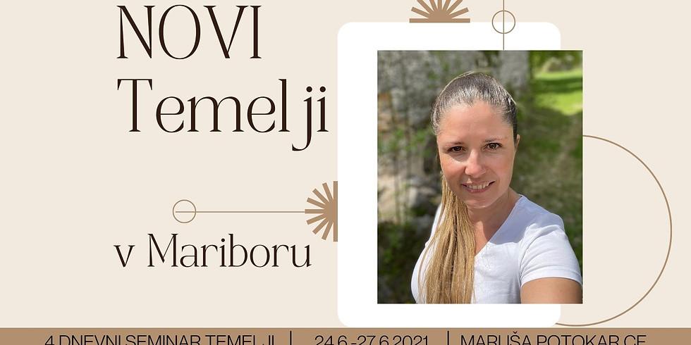 Maribor: Seminar Temelji z Marušo