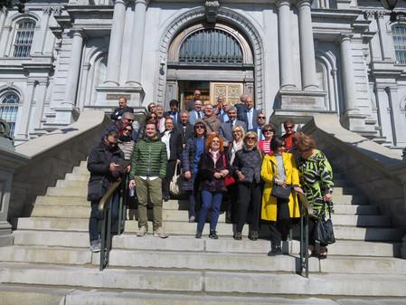 City Hall Montreal 2016