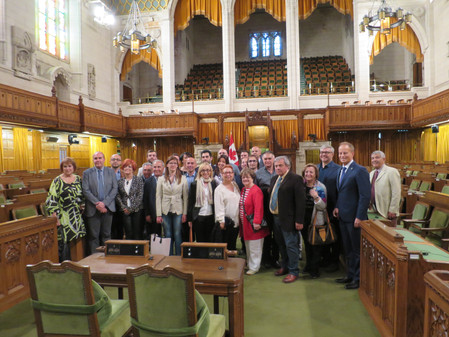 Parliament Ottawa 2016