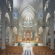 Nave and Sanctuary