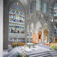 High Altar and Sanctuary