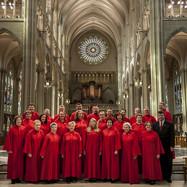 Cathedral Basilica Bishop's Choir
