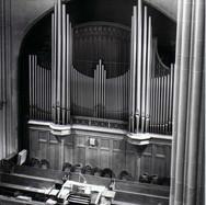 Original Wicks Organ (1933)  ~  Henry Willis, Tonal Designer