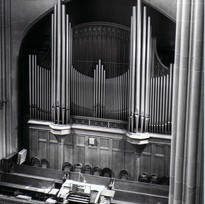 Original Wicks Organ (1933)  ~  Henry Willis, Tonal Designer
