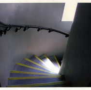 Stairwell to South Transept Organ Loft