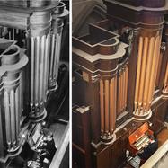 Robert Schaffer and Gregory Schaffer at the Historic Matthias Schwab Organ