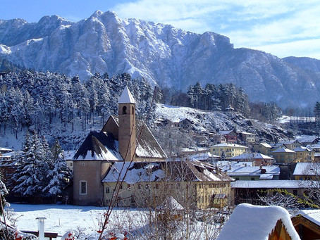 Simple Pleasures to Savor the Winter Season from Italy's Sud-Tirol